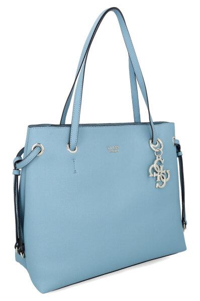 Shopper bag DIGITAL Guess | Baby blue | Gomez.plen