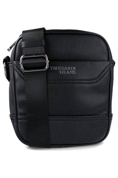 Reporter bag BUSINESS AFFAIR Trussardi Jeans black. 71B00116 9Y099999 04fef1e0333