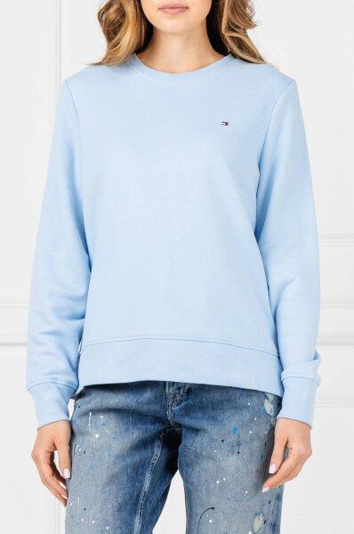 Bluza CLAIRE   Regular Fit Tommy Hilfiger   Granatowy   Gomez.pl