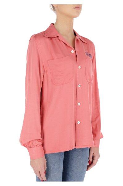 Koszula   Regular Fit Polo Ralph Lauren różowy