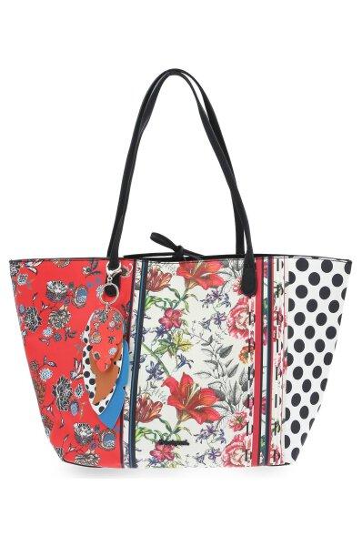 Shopper bag 2in1 Tripatch capri no rev  Desigual | Red