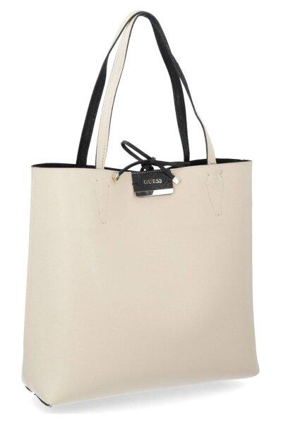 Reversible shopper bag 2in1 BOBBI LARGE INSIDE OUT Guess