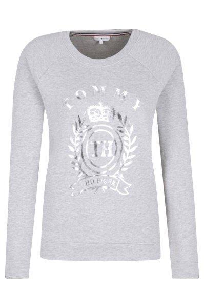 3653d3052 Sweatshirt MORA C-NK | Relaxed fit Tommy Hilfiger | Ash gray | Gomez ...