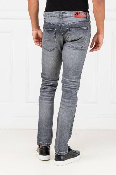 official shop novel style website for discount Jeans hugo 734 | Skinny fit | stretch Hugo | Gray | Gomez.pl/en