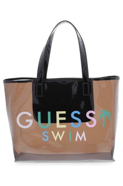 1953abb6e5ec2 Torba plażowa Guess Underwear czarny. E82Z06 BP003