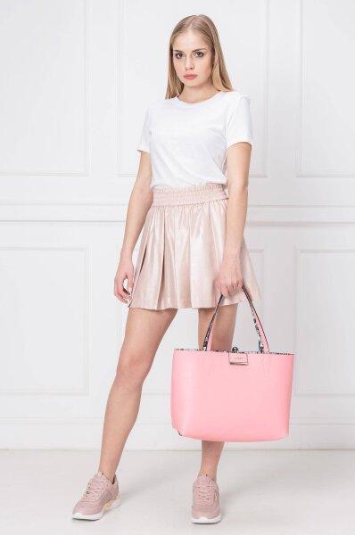 Shopper bag 2in1 BOBBI INSIDE OUT Guess | Pink | Gomez.plen