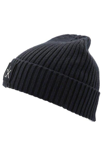 11cddbdbafa Cap BASIC RIB BEANIE Calvin Klein black