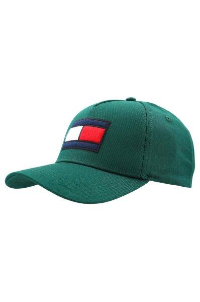8c6732594e771 Baseball cap SPW FLAG Tommy Hilfiger green