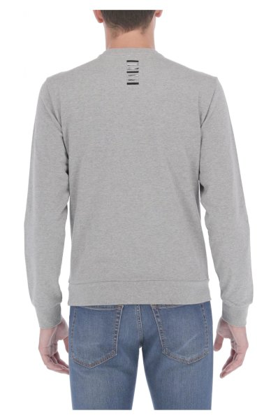 Bluza | Regular Fit EA7 szary