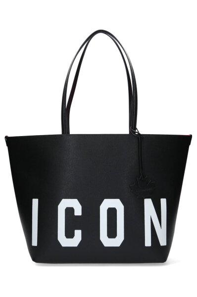 078c4de9c2e618 Shopper bag Dsquared2 black. SPW0017 01501209
