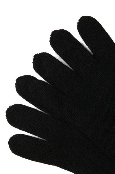 Rękawiczki Liu Jo czarny