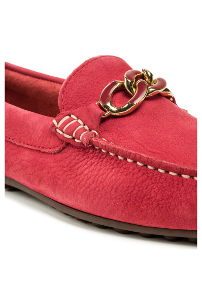 Kendall 8N Loafers Tommy Hilfiger red