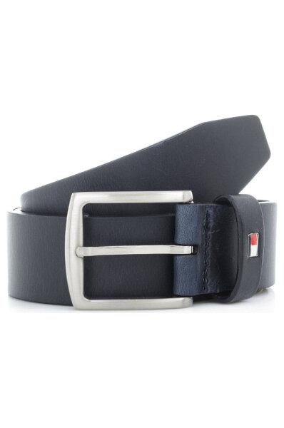 8b23f350127 New Denton Belt Tommy Hilfiger   Navy blue   Gomez.pl/en