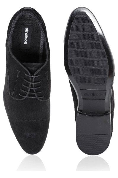 separation shoes 45a39 67259 Jason Derby shoes Strellson | Black | Gomez.pl/en