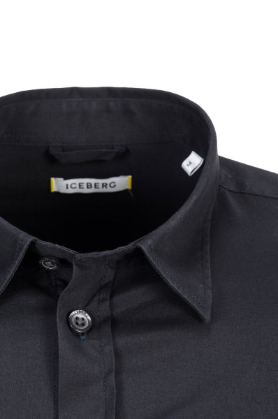 Shirt Iceberg navy blue