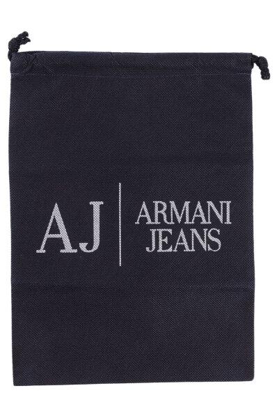 Pasek Armani Jeans fioletowy