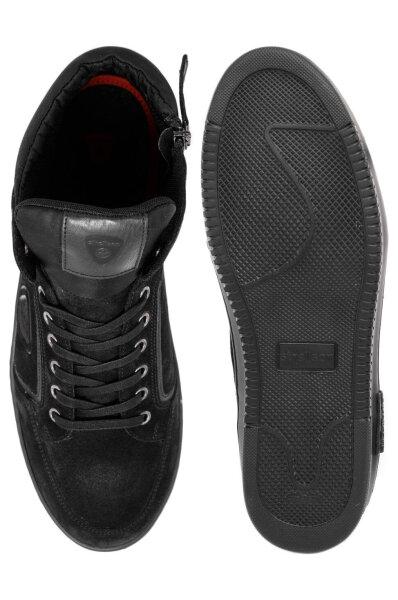 Sneakersy Alex Strellson czarny