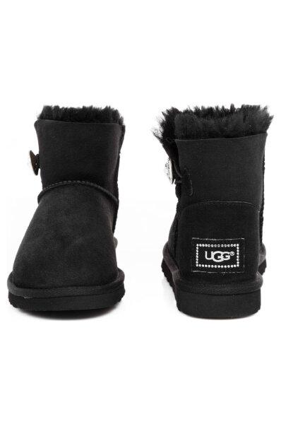 6e8f776fa90 Mini Bailey Button Bling Snow boots UGG   Black   Gomez.pl/en