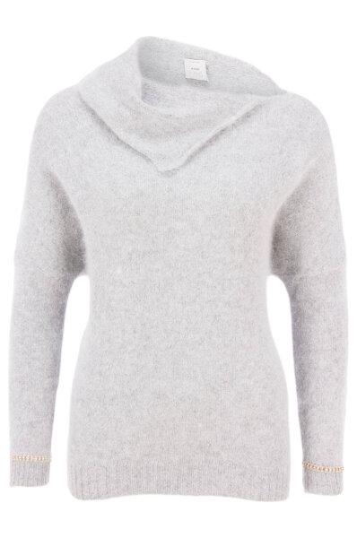 b606bb0554d Cnosso Sweater Pinko | Ash gray | Gomez.pl/en
