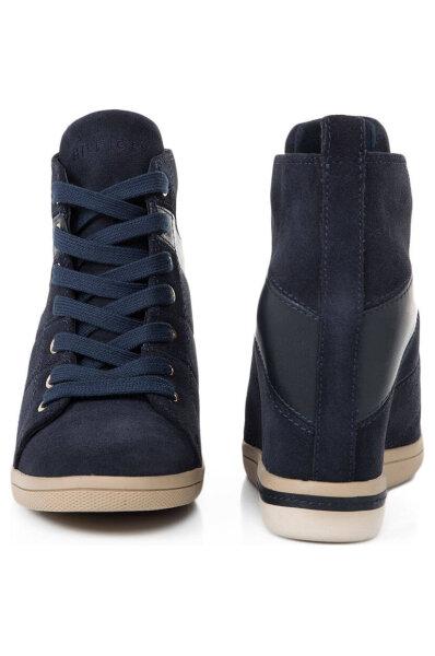 bc73c35fc5200 Sneakersy Sebille 5C Tommy Hilfiger granatowy