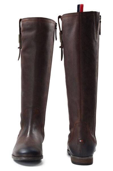 9c1624e0bf41b Billie 6A Boots Tommy Hilfiger brown