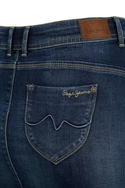 Spódnica Taylor Pepe Jeans London granatowy