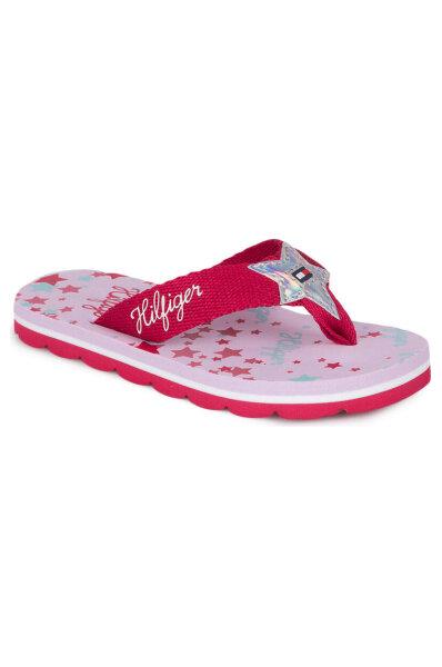 Marlow 2D flip-flops Tommy Hilfiger | Pink | Gomez pl/en