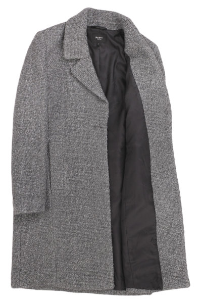 Schönheit neue Liste zu Füßen bei pepe jeans mantel doris