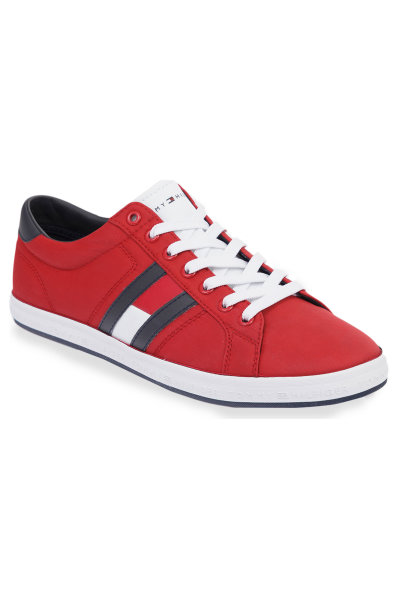 e379fc90f7f Essential Flag sneakers Tommy Hilfiger | Red | Gomez.pl/en