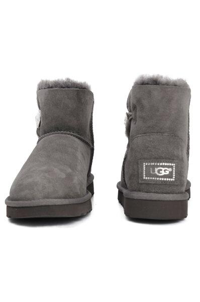 95d7158c00c Snow boots MINI BAILEY BUTTON BLING UGG | Gray | Gomez.pl/en