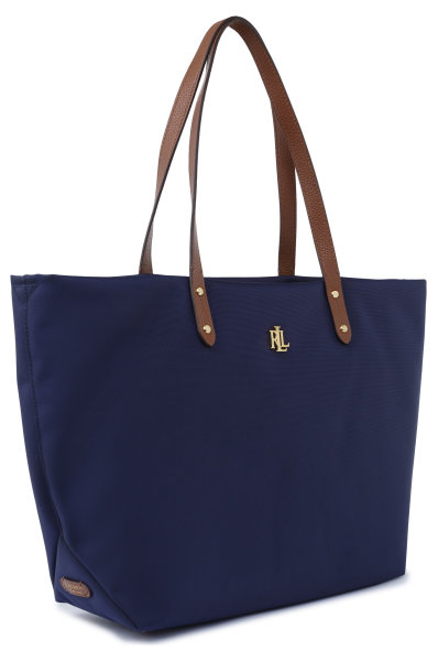Shopper bag + Organizer Bainbridge Lauren Ralph Lauren navy blue d1ad5b21f725c