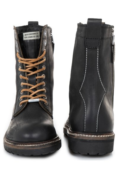 Buty Icon High Heritage Pepe Jeans London czarny