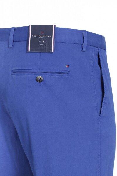 Spodnie Chino William W Tommy Hilfiger Tailored | Niebieski