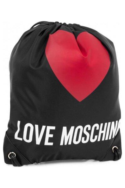 d849801bb0d8aa Plecak/Worek Item Love Moschino czarny. JC4196PP00KN0