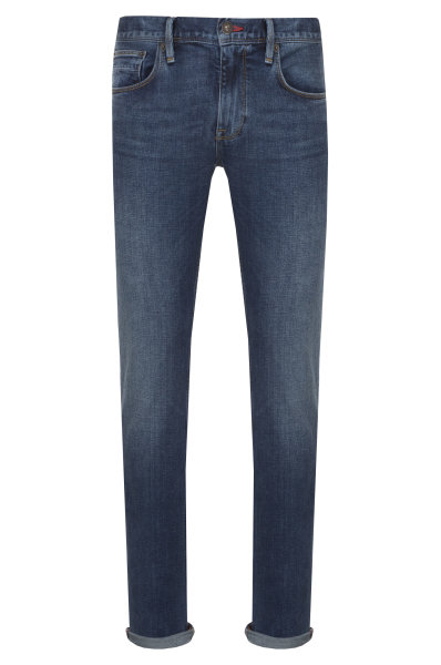 252a1d0a jeans denton Tommy Hilfiger | Navy blue | Gomez.pl/en
