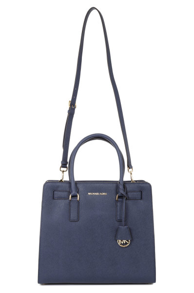 69f148872853 Dillon Satchel Michael Kors navy blue