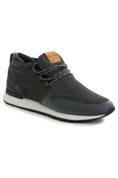 8abfab6c323 Boston Walk sneakers Pepe Jeans London | Gray | Gomez.pl/en