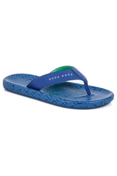 Shoreline Sunshne flip-flops Boss Athleisure | Blue | Gomez