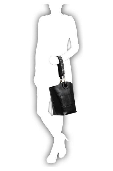Bag Shoulder PinkoBlack plen Secchiello Gomez Saint Etienne HWIY9DE2