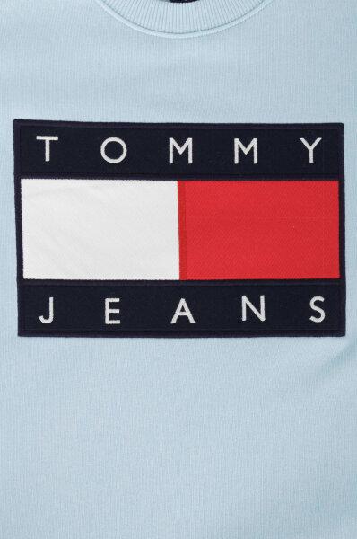8fbe6efbc Tommy Jeans 90S Sweatshirt Hilfiger Denim | Baby blue | Gomez.pl/en