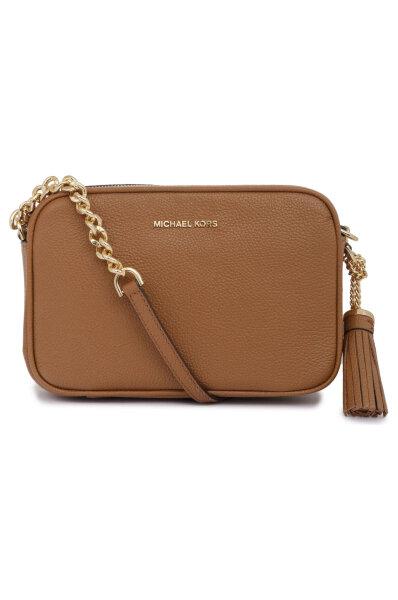 2799ddf26fa55 Messenger bag Ginny Michael Kors brown. 32F7GGNM8L