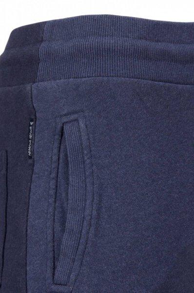 Sweatpants Armani Jeans navy blue
