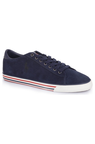 Harvey Sneakers Polo Ralph Lauren navy blue. A85-Y2058 REDIF 42b299c0f9d