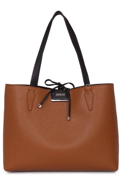 86c406fe30c2 Bobbi Reversible Shopper Bag Guess black