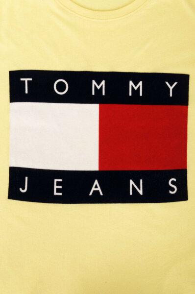 1758cec5c07 Tommy Jeans 90s T-shirt Hilfiger Denim yellow
