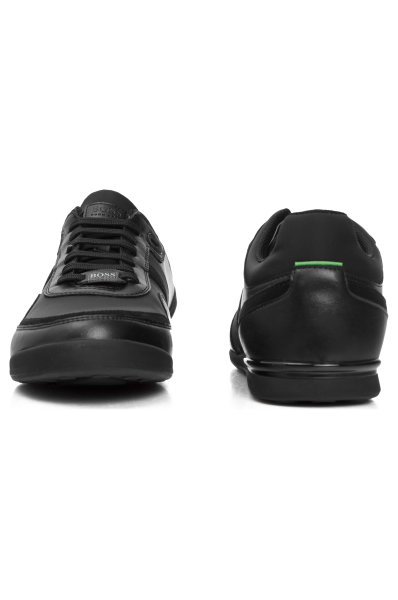 6dde386d2310d Sneakersy Arkansas Boss Athleisure | Czarny | Gomez.pl