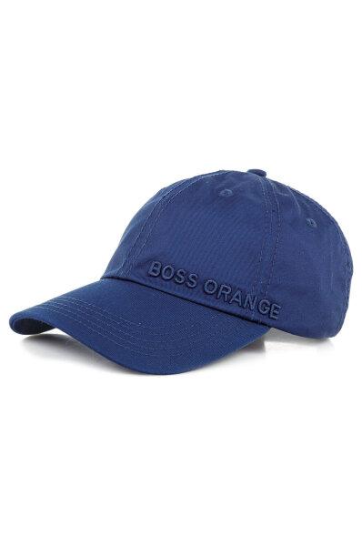 ec00b1d2 Forcano 14 baseball cap Boss Casual | Blue | Gomez.pl/en