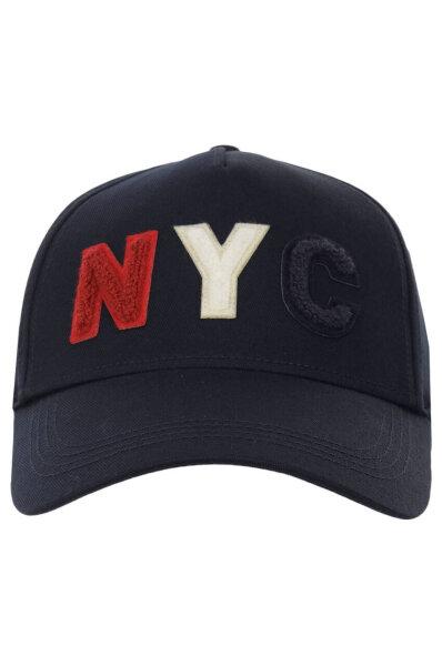 9fa75ac39 NYC Baseball cap Tommy Hilfiger | Navy blue | Gomez.pl/en