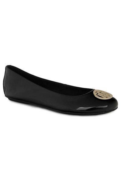 ddef37b2ee Appleton ballerina shoes Tommy Hilfiger black. FW0FW02139