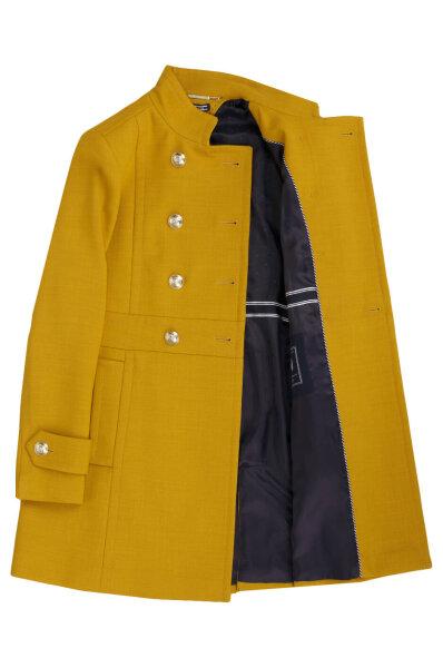 picked up premium selection buy online Nichelle Coat Tommy Hilfiger | Mustard | Gomez.pl/en